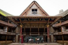 "Shakespeare's Globe in London undertaking a worldwide tour of ""Hamlet."" They plan to bring the play to every country in honor of the 450th anniversary of William Shakespeare's birthday."