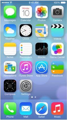 iOS 7: Is the new Apple iOS 7 look an improvement? - Quora