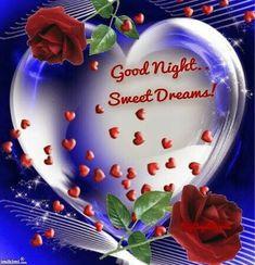 Good night sister and all, sweet dreams♥★♥. Good Night Greetings, Good Night Messages, Good Night Wishes, Good Night Sweet Dreams, Good Night Quotes, Morning Messages, Good Night For Him, Night Love, Good Night Image