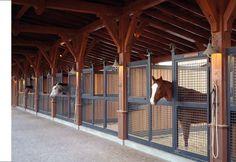 Unique stalls