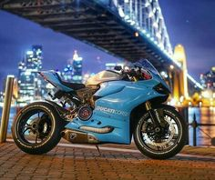 #ducati #panigale #899 #blue #blueducati #bluebike #motorcycle #bike #biker #sporbike #superbike #cool #luxury