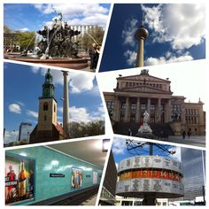 Some views of Berlin