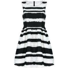 Yoins Dress (€20) ❤ liked on Polyvore