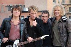 Bon Jovi TY Julie Hargreaves
