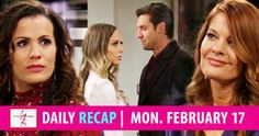 The Young and the Restless Recap For Monday, February Phyllis Proves That Knowledge Is Power. Melissa Claire Egan, Michelle Stafford, Eric Braeden, Hunter King, The Best Revenge, Big Night, Young And The Restless, Knowledge Is Power, The Man