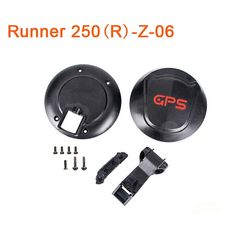 1.65$  Buy here - http://ali5f7.shopchina.info/go.php?t=32686809910 - F16487 Walkera Runner 250 Advance Spare Part GPS Fixing Accessory Runner 250(R)-Z-06  #magazine