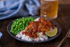 Salsa Chicken Recipe - Genius Kitchensparklesparkle