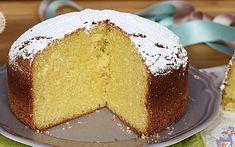 TORTA DEGLI ANGELI ricetta soffice e facilissima Cupcakes, Cake Cookies, Cupcake Cakes, Sweet Recipes, Cake Recipes, Dessert Recipes, Desserts, Cake Light, Peach Pound Cakes