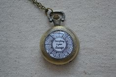 The Maze Runner Watchquote necklaceEverything is gonna by hmpisces