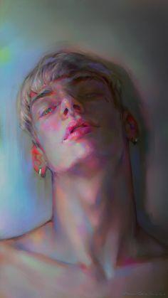 Zk, Yanjun Cheng on ArtStation at https://www.artstation.com/artwork/6k5vn