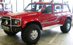 Nissan Patrol 38