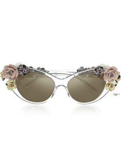 Dolce & Gabbana ● Cat eye sunglasses