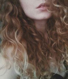 Curly hair my love❤️