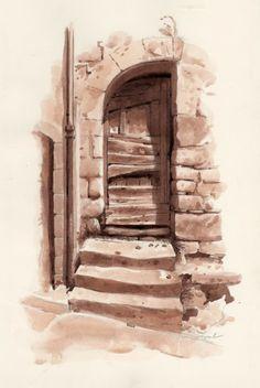 Urban Sketchers: Animal House