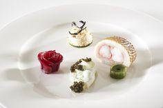 Bocuse d'Or 2015 | DENMARK - Fish dish :copyright: Photos Le Fotographe