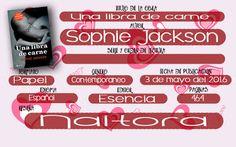 Locas del romance: UNA LIBRA DE CARNE (SOPHIE JACKSON)