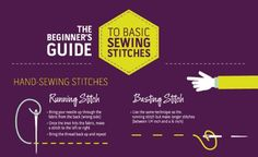Share Published by: TakeLessons.com TIPS FOR: sewing stitches, sewing labels, quality sewing, hand sewing basics, sewing classes, sewing 101, learn to sew CHECK OUT THESE RELATED TIPS! Tips to Do Basic Hand Embroidery Stitches Complete Beginners Guide to Knitting Tips to Make a Skirt in 30 Minutes