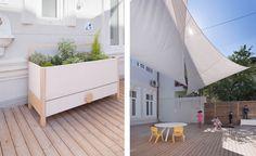 LL Nursery - interior design made by SYAA Bucharest, Outdoor Furniture, Outdoor Decor, Playground, Children, Kids, Deck, Nursery, Interior Design