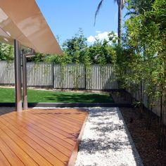 Modern Garden Landscaping and Garden Design or Landscape Design Ideas