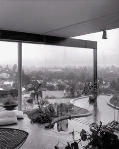 feature : The Constance Perkins House, Pasadena, California by Richard Neutra Richard Neutra, Interior Architecture, Interior And Exterior, Chinese Architecture, Futuristic Architecture, Vintage Architecture, Casa Cook, Modernisme, Villa