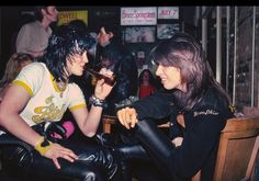 JETT and HYNDE
