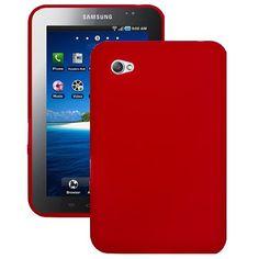 Impact (Rød) Samsung Galaxy Tab P1000 Deksel