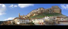 Frias #Merindades Burgos   Panorámica de Frías (Burgos) by antecessor, via Flickr