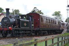 Southern Railways, British Rail, Steam Locomotive, East Sussex, Terriers, Engine, Training, Vehicles, Trains