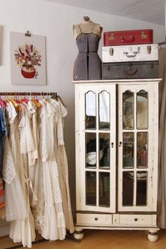 Beth's Beautiful Vintage Clothing Studio — Creative Workspace