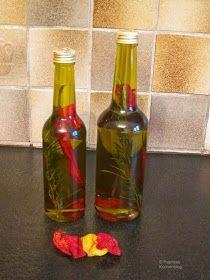 Paprikas Küchenblog: Pizzaöl