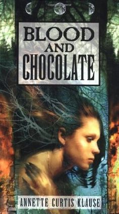 Blood and Chocolate (Book) : Klause, Annette Curtis : Having fallen for a human boy, a beautiful teenage werewolf must battle both her packmates and the fear of the townspeople to decide where she belongs and with whom. Book Club Books, The Book, Books To Read, My Books, Book Clubs, Books Vs Movies, Watch Movies, Teenage Werewolf, Werewolf Girl