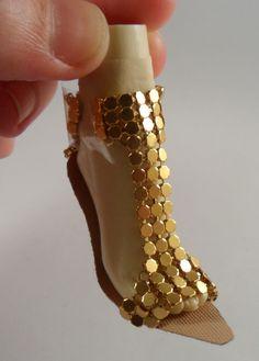 Fashion Doll Shoes