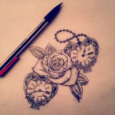 #tattoo #design #template #tattootemplate #art #drawing #pencil #pencilart #girlswithtattoos #girlth - tattoos_and_pencils