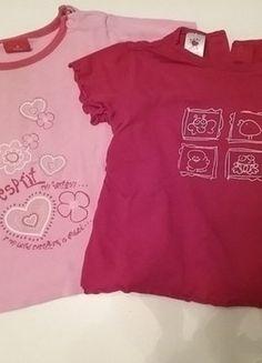 Kaufe meinen Artikel bei #Mamikreisel http://www.mamikreisel.de/kleidung-fur-madchen/sets-and-kleidungspakete/37174406-shirts-set-fur-madchen-in-grosse-80-esprit-und-babyclub