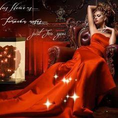 Formal Dresses, Red, Instagram, Fashion, Dresses For Formal, Moda, Formal Gowns, Fashion Styles, Formal Dress