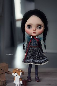 Abbie custom Blythe doll by Jodiedolls by Jodiedolls on Etsy