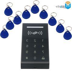 27.17$  Buy now - https://alitems.com/g/1e8d114494b01f4c715516525dc3e8/?i=5&ulp=https%3A%2F%2Fwww.aliexpress.com%2Fitem%2FAccess-Control-System-10PCS-FOB-keys-1-pc-RFID-Card-Key-tab-Access-Contr-Door-Lock%2F32776148277.html - Access Control System 10PCS FOB keys +1 pc RFID Card Key tab Access Contr Door Lock  Brand Proximity Access control kit  Winte 27.17$