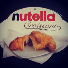 Image result for nutella croissant