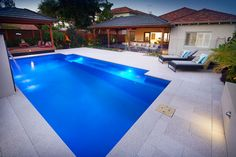 7.5m Majestic Fibreglass Swimming Pool | Barrier Reef Pools