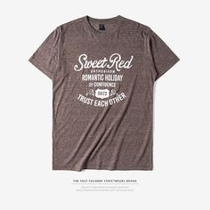 Mens Hip Hop Printed t shirts Mens Clothing Men Streetwear Top Tees Casual T Shirt For Men
