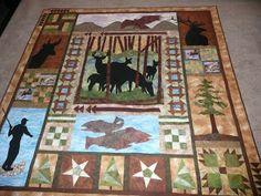 Quilting Grandma: Project Linus, Wildlife quilt and Sallies Quilt blocks