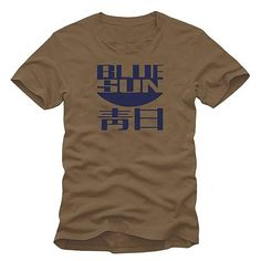 Firefly Blue Sun T-Shirt - Quantum Mechanix - Firefly/Serenity - T-Shirts at Entertainment Earth