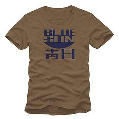 Firefly Blue Sun T-Shirt - Quantum Mechanix - Firefly/Serenity - T-Shirts at Entertainment Earth