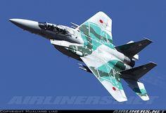 McDonnell Douglas (Mitsubishi) F-15DJ Eagle aircraft picture