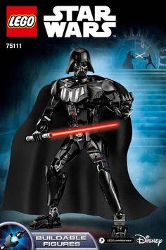 Star Wars Battle Figures - Darth Vader [Lego 75111]