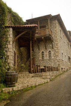 """~*~ Αρχοντικο στη Στεμνιτσα Αρκαδιας ~*~  """" ~~ Traditional Mansion in Stemnitsa (pref. of Arkadia) ~~  """"  TBoH"""