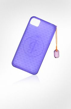 Juicy Couture Jelly Case for the iPhone® 2020 Fashion Trends, Fashion Editor, Jelly Case, Must Have Gadgets, What Women Want, 2020 Design, Bright Purple, Juicy Couture, Spring Summer