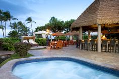 Westin Maui Resort Spa Hot Tub Swdreamhawaii Vacation Hawaii Packages