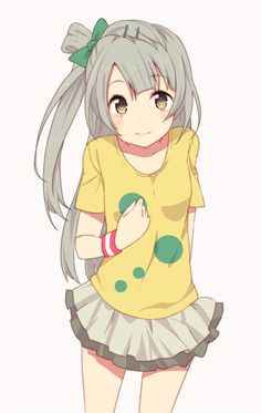 ❤٩(๑•◡-๑)۶❤                                               Kotori, Love Live! School Idol Project!