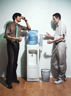 generic water cooler moments.
